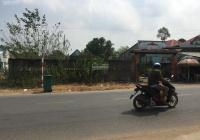 952m2 đất thổ vườn, mặt tiền đường Hùng Vương, xã Vĩnh Thanh, cần bán