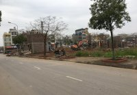 Bán gấp 85m2 đất Kim Sơn, Gia Lâm, lô góc, đường ôtô thông, KD tốt