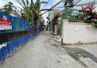 Bán nhà góc 2 mặt tiền hẻm 1135 Huỳnh Tấn Phát, Đối diện dự án Babylon Garden của Phú Mỹ Hưng