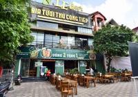 Chính chủ cho thuê mặt bằng kinh doanh phố Nguyễn Phong Sắc 100m2, MT 5m, giá 35 tr KD mọi mô hình