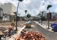 Ra nhanh lô đất trên Hoàng Hữu Nam, Long Thạnh Mỹ, Q9, SHR, DT: 100m2, LH0933964832