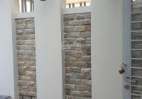 Nhà cho thuê khu Trung Sơn, diện tích 5x20, 3 lầu, 6 phòng, ST, giá 23 triệu, nhà mới sơn 100%