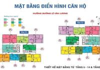 Bán lỗ 300tr, CC Ban cơ yếu Chính Phủ, 1802 (124m2) & 1805 (74m2) & 1606(124m2), 28tr/m2 0989582529