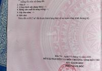 Cần bán gấp lô đất đường Tỉnh Lộ 884, ngay trạm thu phí huyện Châu Thành, Bến Tre 10km