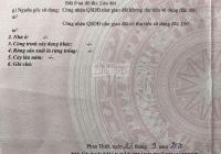Bán dãy trọ mới, SHR chính chủ 470m2, 4tỷ5, gần UBND P. Mũi Né, TP. Phan Thiết. LH 0911677768