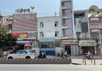 Cho thuê mặt tiền Huỳnh Tấn Phát, phường Phú Thuận, Quận 7. DT 8x18m trệt + 2 lầu giá 70 tr/th