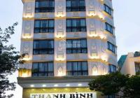 Cần bán gấp khách sạn MT Trần Trọng Cung Q7, đang cho thuê 2,76 tỷ/năm DT 10x24m, XD hầm 8 lầu, SHR
