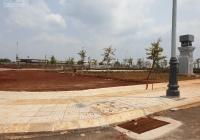 Đất nền sổ đỏ KĐT phía Bắc Buôn Ma Thuột, MT đường Hà Huy Tập, ngân hàng hỗ trợ vay 70%