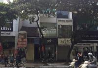 Bán nhà mặt phố Nguyễn Công Trứ, cách Phố Huế 20m. Sổ đỏ 120m2, mặt tiền 5.5m, giá 38 tỷ