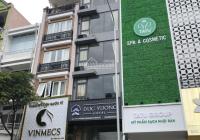 Cần bán nhà mặt tiền đường Lê Hồng Phong, P4, Quận 5. DT 5.2x20m, HĐT 80tr/th, giá 34.5 tỷ TL