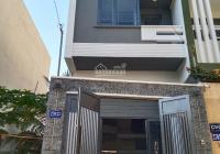 Định cư bán nhanh nhà 1 trệt 2 lầu, mới xây đường Dương Thị Mười, Q. 12, SHR chính chủ