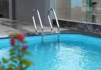 Cho thuê tòa căn hộ 8PN khu Dương Đình Nghệ có hồ bơi
