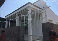 Bán nhà C4, 2 mặt hẻm KP 13, 90m2, giá chỉ 980tr cách đường ô tô chỉ 30m
