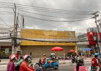 Cho thuê nhà mặt tiền C1/5 đường Phạm Hùng. DT: 20x85m, DTSD: 1700m2