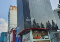 Tòa nhà siêu đẹp, MT CMT8, P6, Q3, đường lớn 2 chiều 35m, hầm 7L, sàn suốt chỉ 100tr/th, 0931339576
