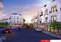 Nhà phố ngay trung tâm thành phố Thuận An, ngân hàng hỗ trợ 70%