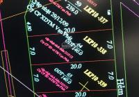 Bán nền đường số 13 Khu biệt thự Cồn Khương, DT 7 x 20m, sổ hồng, hướng Tây Nam