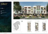 Cần bán shophouse hai mặt tiền trục đường 40m và 12m tại Aqua City, TP Biên Hòa, liên hệ 0902622279