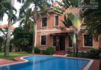 Chính chủ cần bán biệt thự Thảo Điền, phường Thảo Điền, quận 2. DT đất 974m2 sổ hồng 0977771919