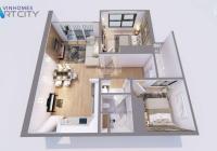 Không có nhu cầu sử dụng cần bán chung cư cao cấp Vinhomes Smart City