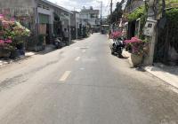 Bán gấp mặt tiền đường nội bộ Lê Văn Việt, đường nhựa 8m thông, DT: 4,5x15m=67m2 thổ cư, giá 5,6 tỷ