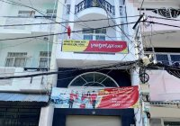 Bán nhà 4 lầu mặt tiền KD đường số Lâm Văn Bền Khu CX Ngân Hàng, P. Tân Thuận Tây, Quận 7