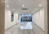 Nhà nguyên căn Nguyễn Quý Cảnh, hầm trệt 2 lầu, thang máy cuối nhà, sàn thông suốt, 65tr