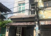 Mặt tiền đường Phùng Chí Kiên 12m có lề, Tân Quý, TP, 1 trệt 2 lầu, 4,6x12,6 (58.62) nhà ở liền