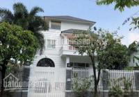 Cho thuê biệt thự Phú Mỹ - Vạn Phát Hưng, Quận 7 thích hợp ở và làm văn phòng