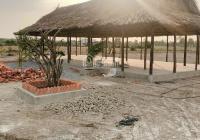 Bán đất xây dựng nhà vườn diện tích 1000m2, mặt sông mặt đường xe hơi, giá từ 950tr - 3.6 tỷ