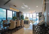 Căn hộ view đẹp, City Garden 140m2, 3PN, giá thuê 30 tri/th view đẹp lầu 19 call 0977771919
