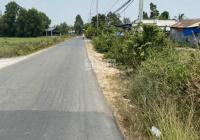 Bán đất mặt tiền đường Võ Văn Điều, DT=718m2, đất trồng cây hàng năm