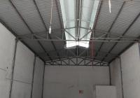Cho thuê kho xưởng hẻm 12m đường Thoại Ngọc Hầu. DT: 9,1m x 21m