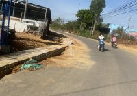 Đất mặt tiền Cây Dầu, Phú Hội, đường nhựa nhà nước, SHR, gần trung tâm huyện Nhơn Trạch