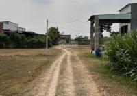Đất thổ cư 2 mặt tiền đường xe hơi Đức Hòa Thượng giá 3,3tr/m2. LH 0907836680