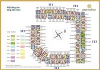 0932876568 tôi cần bán căn 69,19m2 - H4, ban công Đông Nam CC Hope Residence, có đồ. Giá 1 tỷ 450tr