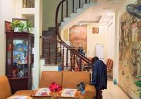 Bán nhà ngõ 79 Cầu Giấy, 50m2*5 tầng, mt 4m, nhà đẹp, tặng nội thất, ở hoặc cho thuê. 4 tỷ có TL