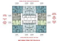 Chính chủ cần bán gấp CC Rose Town căn 1810 DV2 diện tích 75.6m2, giá 2,05 tỷ. LH 0916419028