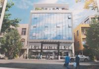Cho thuê nhà mặt phố Đoàn Trần Nghiệp, DT 248m2, MT 9m, xây 8,5 tầng, thang máy