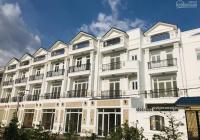 Khu nhà xây mới 4 tầng giá đầu tư F0 chỉ 5,8 tỷ/căn 90m2 trục đường Phạm Văn Đồng, TP. Thủ Đức