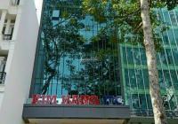 Cho thuê nhà nguyên căn mặt tiền Trương Định, Quận 3. DT: 15 x 36m, trệt - 2 lầu, giá 300 tr/tháng