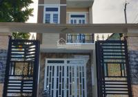 Nhà 3 lầu 4 x 27m đường Tân Thới Nhì 24 gần trường học Nhị Tân, ngã 3 Hồng Châu, QL22