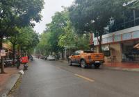 Cho thuê MBKD khu đô thị Định Công Hoàng Mai. Đường đỗ được nhiều ô tô xe máy, mặt tiền khoảng 20m