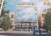 Cho thuê nhà mặt phố Trần Hưng Đạo, DT 110m2, MT 9m, xây 5 tầng, 1 hầm