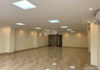 Cho thuê nhà mặt đường Trần Thái Tông, 100m2*5 tầng, sàn thông, mặt tiền 7m, đủ điều hòa