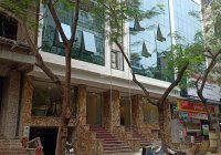 Cho thuê tòa nhà mặt phố Dịch Vọng Hậu, Cầu Giấy 155m2 x 8T, full NT