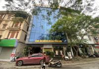 Cho thuê nhà phố Khúc Thừa Dụ, Cầu Giấy DT 180m2, 7T MT 12m nhà thông sàn - thang máy, giá 200tr