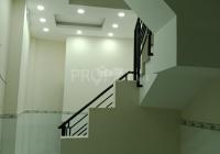 Nhà cho thuê NC đường Khánh Hội, DT 3x10m, 4PN 3WC 1 trệt + 2L + ST, 15tr/th - 90m2