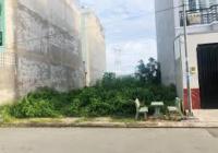 Cần tiền bán gấp nền đất 108m2, đường Gò Ô Môi, gần cầu Phú Thuận, Q7, TT 3tỷ2. SHR, XDTD, đông DC
