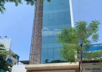 Cho thuê nhà phố Cầu Giấy 70m2, 8T, 1H, MT 6m nhà thông sàn thang máy trung tâm Cầu Giấy giá 110tr